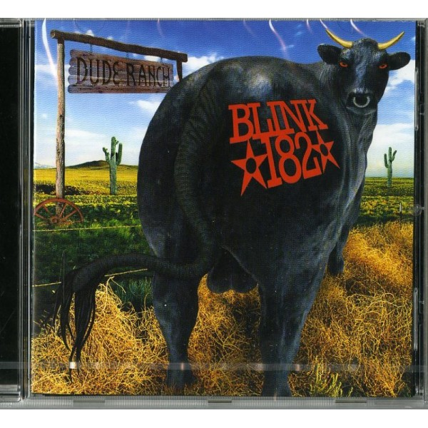 BLINK 182 - Dude Ranch