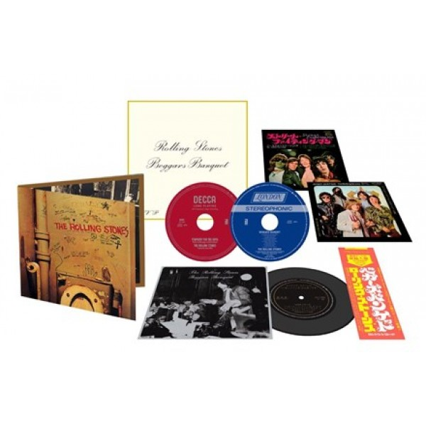 ROLLING STONES - Beggars Banquet: 50th Anniversary (sacd)
