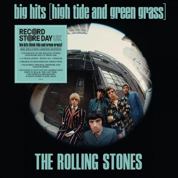 ROLLING STONES - Big Hits (rsd 2019)