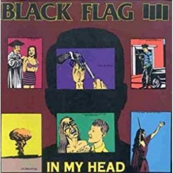 BLACK FLAG - In My Head