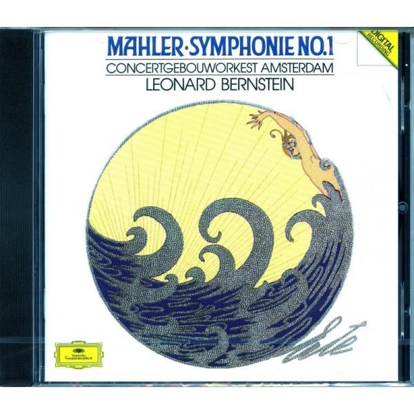 BERNSTEIN LEONARD (DIRETTORE) - Symphonie Nr.1 (sinfonia No.1)