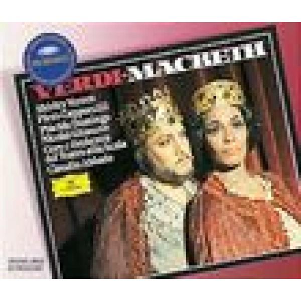 ABBADO( DIRETTORE) CAPPUCCILLI( BARITONO) DOMINGO( TENORE) - Macbeth (opera Completa)