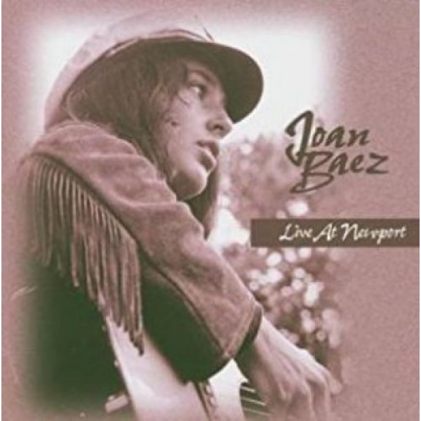 BAEZ JOAN - Live At Newport