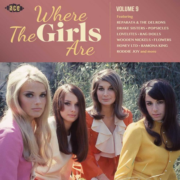 VARI-WHERE THE GIRLS ARE VOL.9 - Where The Girls Are Vol.9