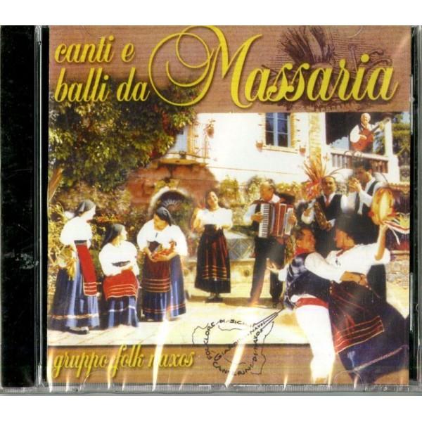 COMPILATION - Canti E Balli Da Massaria