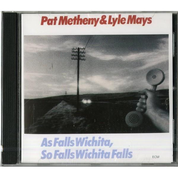 METHENY PAT - As Falls Wichita, So Falls Wichita
