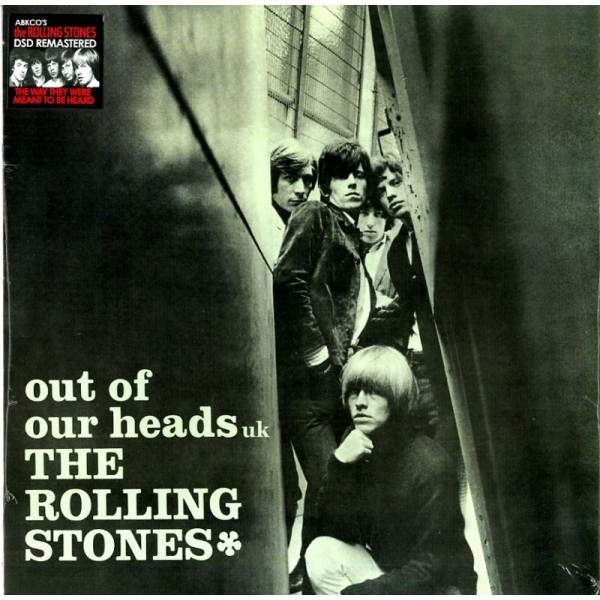 ROLLING STONES - Out Of Our Heads (uk Vers.