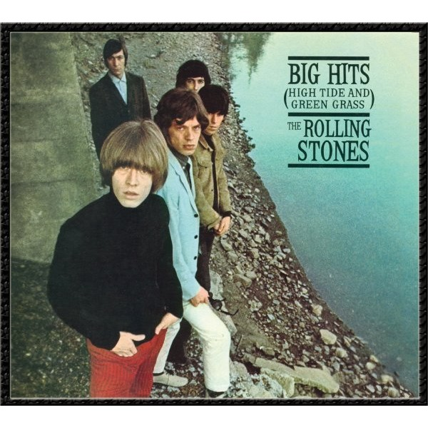 ROLLING STONES - Big Hit (high Tide & Green