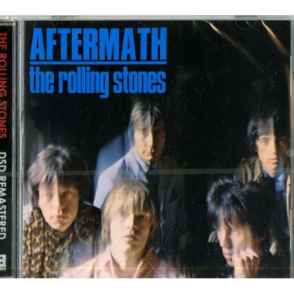 ROLLING STONES - Aftermath (int'l)