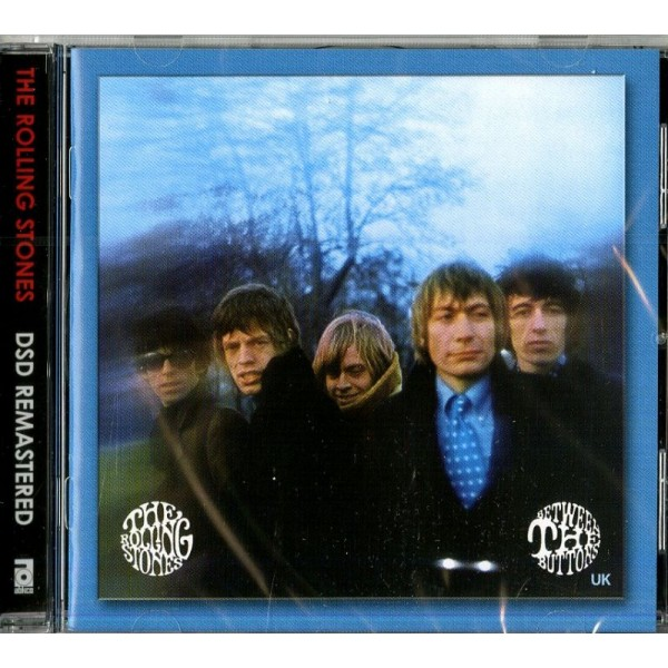 ROLLING STONES - Between The Bottons (int'l