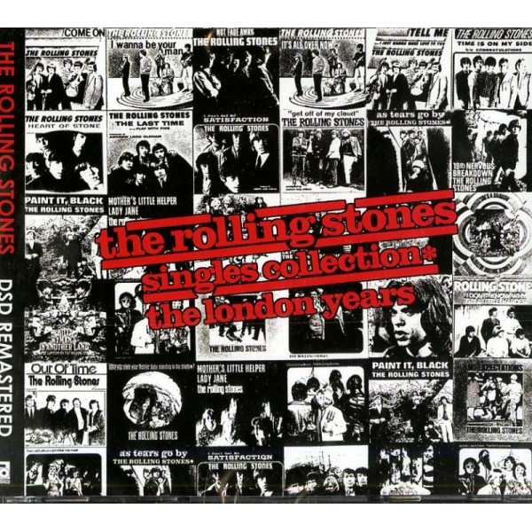 ROLLING STONES - The Singles Collection