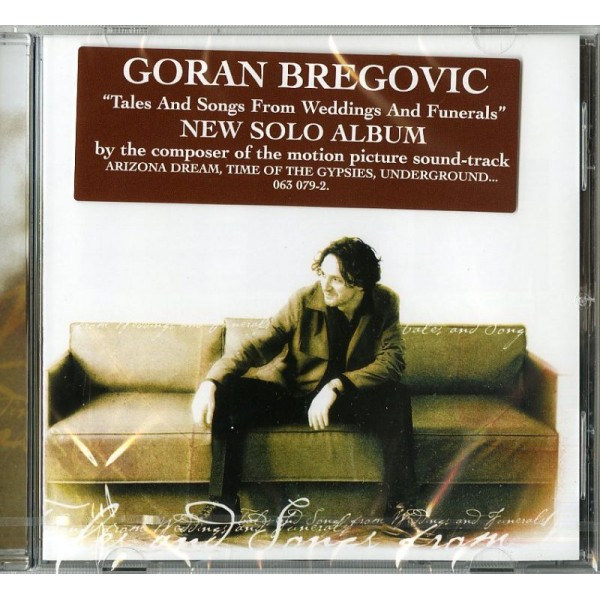 BREGOVIC GORAN - Tales And Songs From Weddi