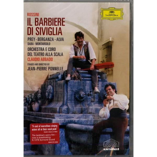 ABBADO CLAUDIO( DIRETTORE) TERESA BERGANZA( SOPRANO) HERMANN PREY( TENORE) - Il Barbiere Di Siviglia (opera Completa)