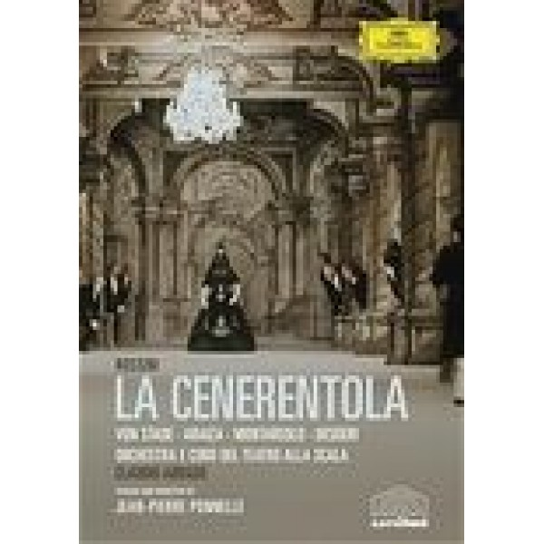 ABBADO( DIRETTORE) ARAIZA( TENORE) GUGLIELMI( SOPRANO) VON STADE( MEZZOSOPRANO) - La Cenerentola (1981) (opera Completa)