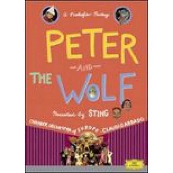 ABBADO CLAUDIO (DIRETTORE) STING BENIGNI (NARRATORE) - Pierino E Il Lupo (peter And The Wolf)(sting/benigni Narratori)