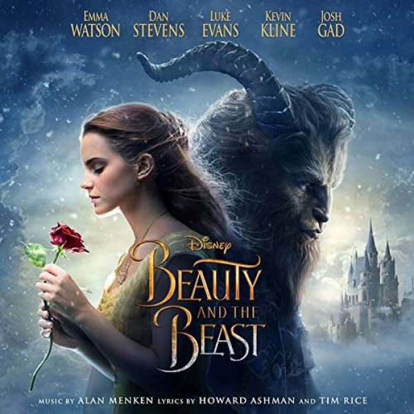 O.S.T.-BEAUTY AND THE BEAST - Beauty And The Beast (lp Blue)