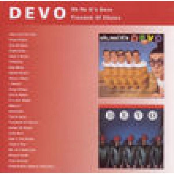 DEVO - Oh No It's Devo, Freedom Of Choice