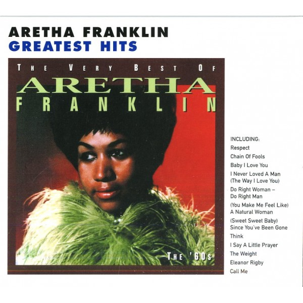 FRANKLIN ARETHA - Very Best Of Vol. 1