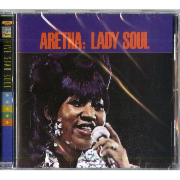 FRANKLIN ARETHA - Lady Soul