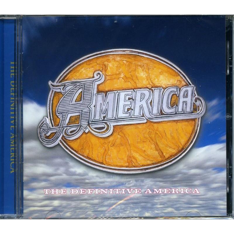 definitive america  AMERICA - The Definitive America online | Vendita online cd, dvd, lp ...