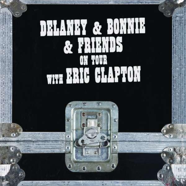 DELANEY & BONNIE & FRIENDS - On Tour With Eric Clapton (box)