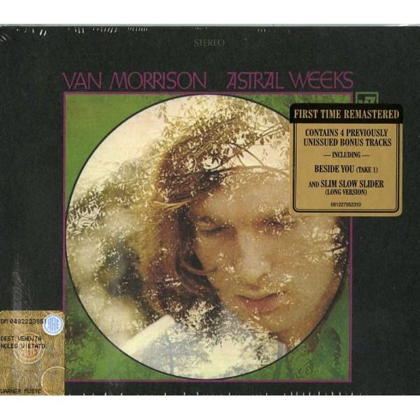 MORRISON VAN - Astral Weeks (expanded Edt.remastered)