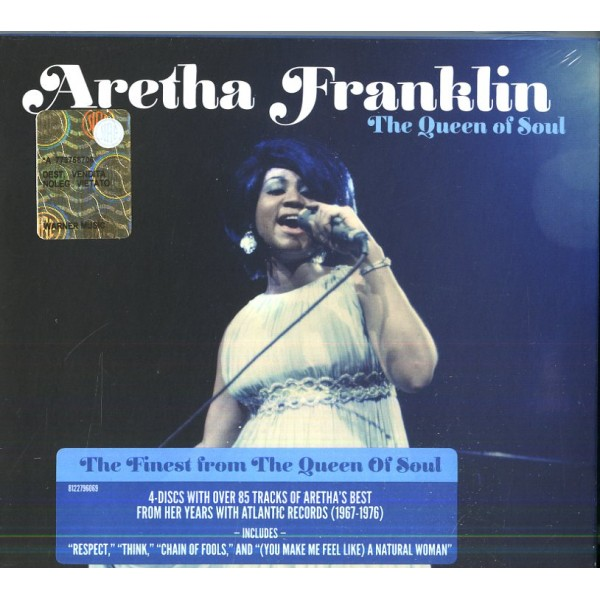FRANKLIN ARETHA - The Queen Of Soul (box Set)