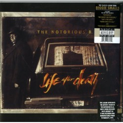 NOTORIOUS B.I.G. THE - Life After Death (3lp Clear Vinyl Limited Edt.to 5000, Indie)