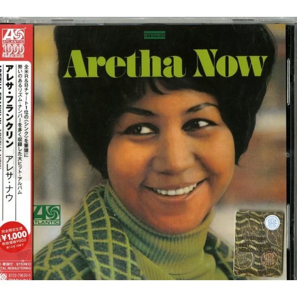 FRANKLIN ARETHA - Aretha Now (japan Atlantic)