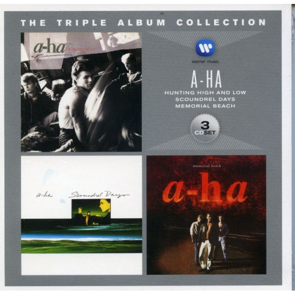 A-HA - The Triple Album Collection
