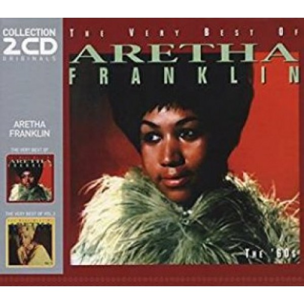 FRANKLIN ARETHA - The Very Best Of & The Very Best Of Vol 2 (box 2 Cd)