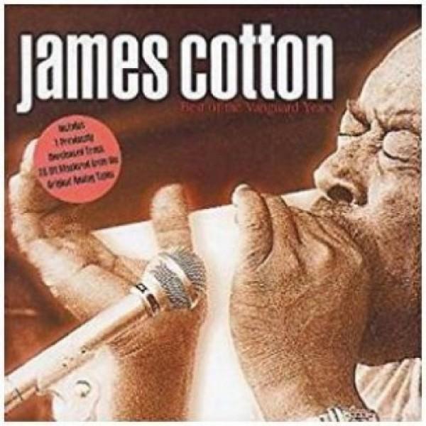 COTTON JAMES - Best Of Vanguard Years