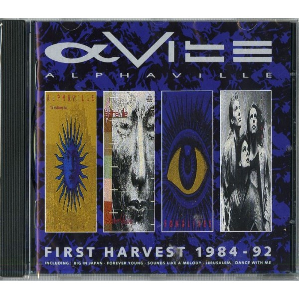 ALPHAVILLE - First Harvest 84