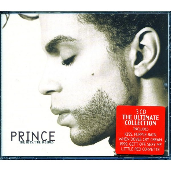 PRINCE - The Hits/the B-sides