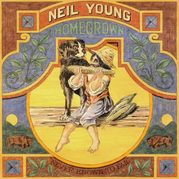 YOUNG NEIL - Homegrown (stores Exclusive)
