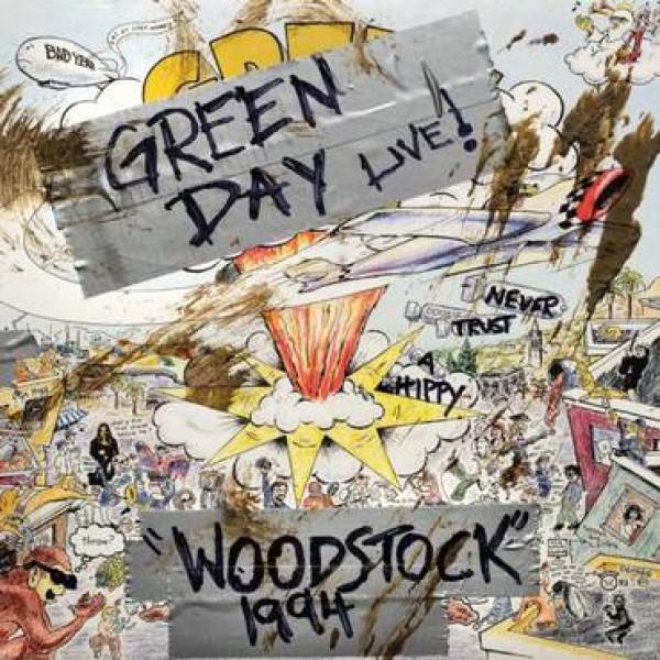 GREEN DAY - Woodstock 1994 (rsd 2019)