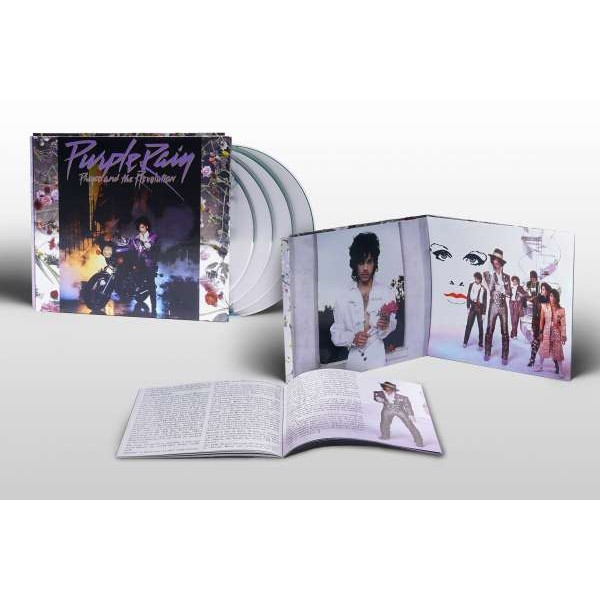 PRINCE - Purple Rain (deluxe Expanded Edt.3cd+dvd)