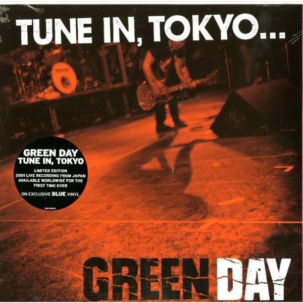 GREEN DAY - Tune In Tokyo (rsd Vinyl)