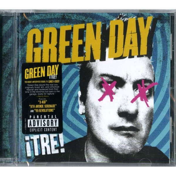 GREEN DAY - Tr