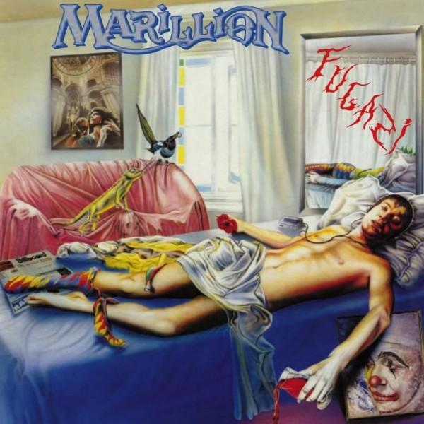 MARILLION - Fugazi (deluxe Edt. 3 Cd + B.r