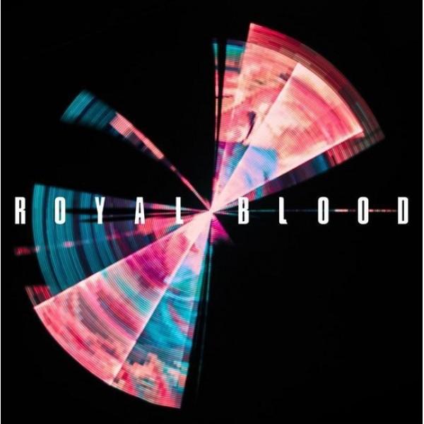 ROYAL BLOOD - Typhoons (vinyl Blue Limited E