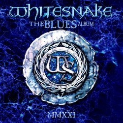 WHITESNAKE - The Blues Album (blue Vinyl)