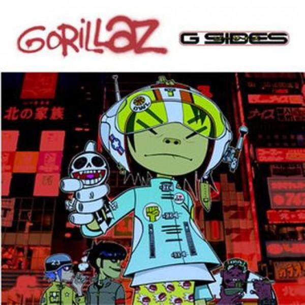 GORILLAZ - G Sides (rsd 2020)