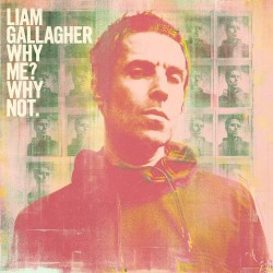 GALLAGHER LIAM - Why Me? Why Not. (ltd.edt.green Vinyl Indie)