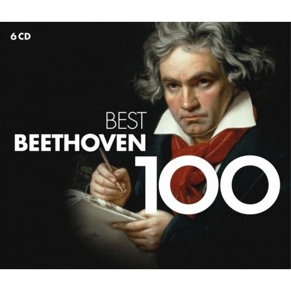 100 BEST SERIES - 100 Best Beethoven