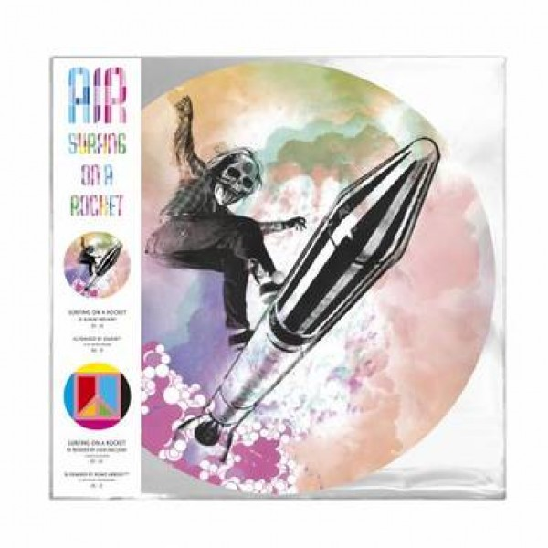 AIR - Surfing On A Rocket (rsd 2019)