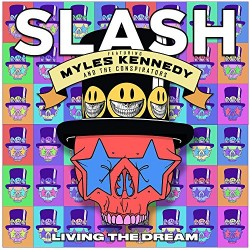SLASH FT. MYLES KENNEDY & THE CONSPIRATORS - Living The Dream (limited Edt.vinyl Red Esclusiva Discoteca Laziale)