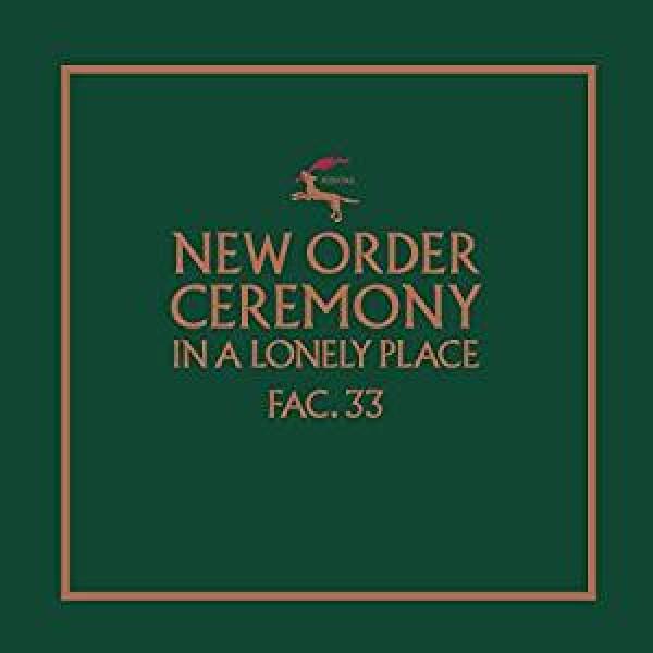 NEW ORDER - Ceremony (version 1) (12'')
