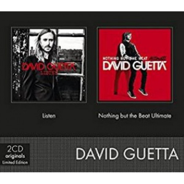 GUETTA DAVID - Listen & Nothing But The Beat Ultimate