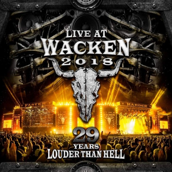 COMPILATION - Live At Wacken 2018: 29 Years
